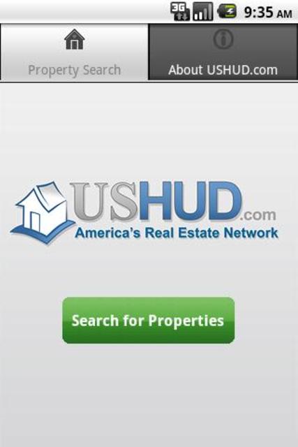 USHUD.com Property Search - Classic screenshot 1