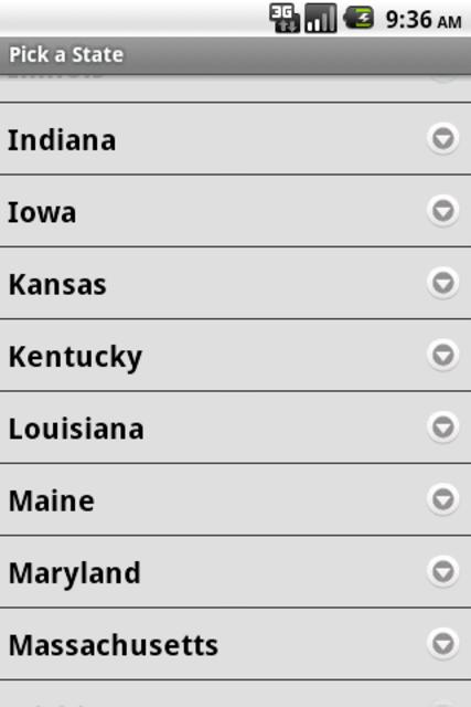 USHUD.com Property Search - Classic screenshot 2
