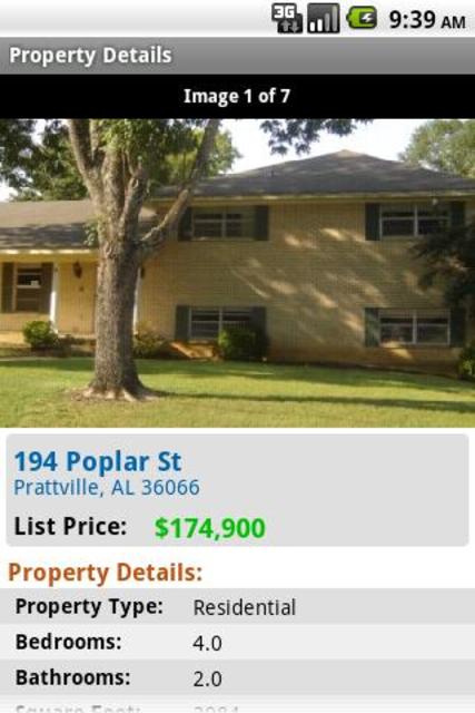 USHUD.com Property Search - Classic screenshot 4