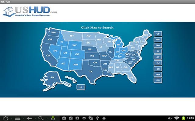 USHUD.com Property Search - Classic screenshot 6