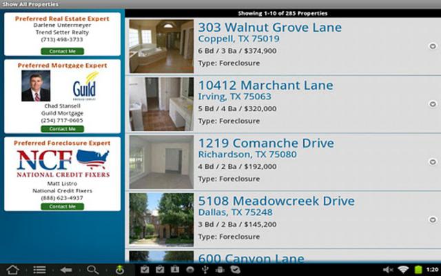 USHUD.com Property Search - Classic screenshot 7