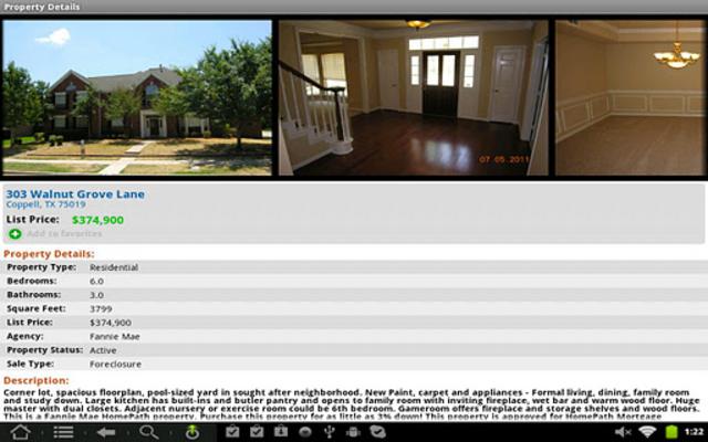 USHUD.com Property Search - Classic screenshot 8