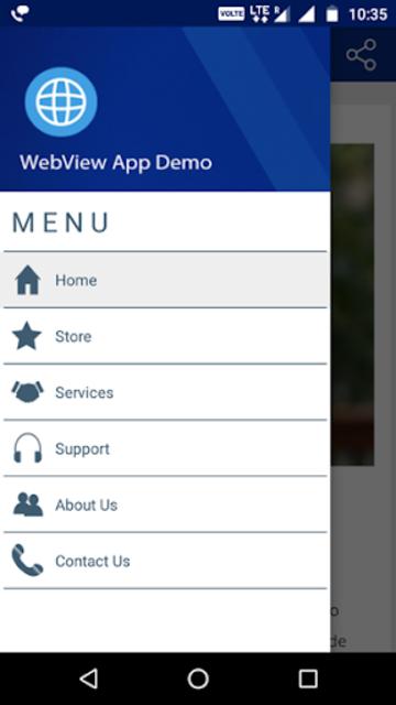 Ultimate WebView App Demo screenshot 3
