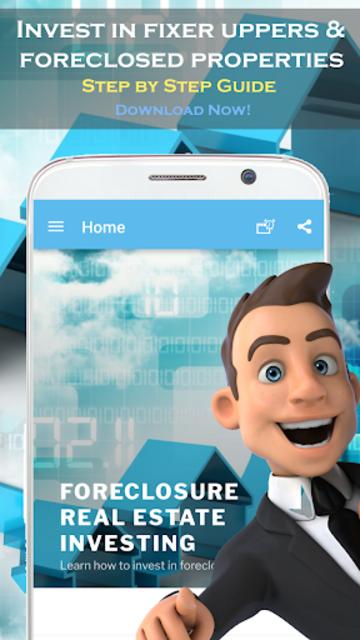 Foreclosure investing fixer upper & flip house 🏘️ screenshot 1