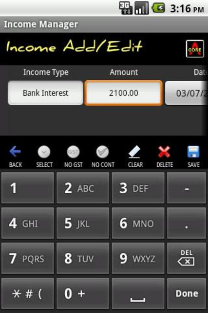 Expense & Tax Manager screenshot 4