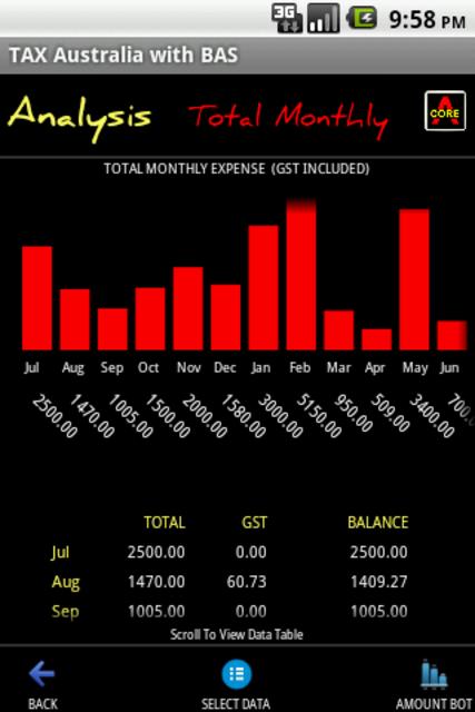 Expense & Tax Manager screenshot 7