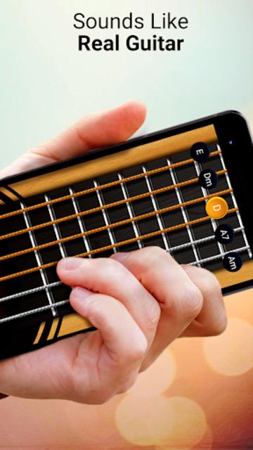 Acoustic Guitar Simulator App screenshot 1