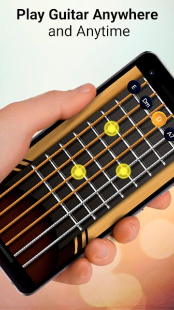 Acoustic Guitar Simulator App screenshot 2