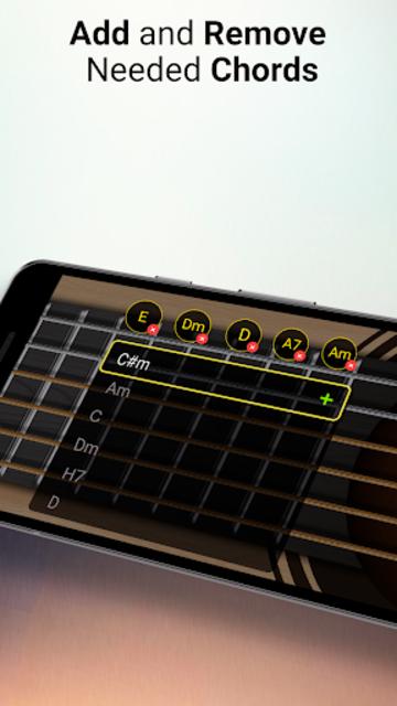 Acoustic Guitar Simulator App screenshot 3