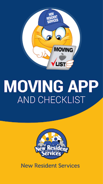 Moving App - Moving Checklist screenshot 1