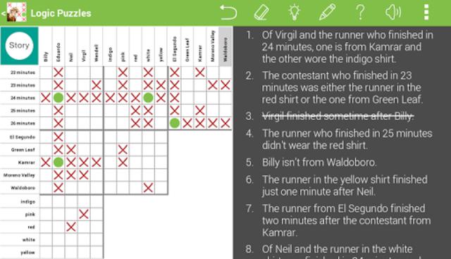 Logic Puzzles - Brain Fun screenshot 6