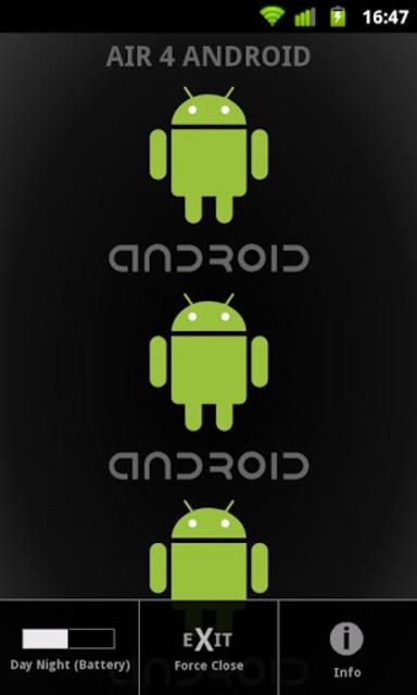 Air 4 Android screenshot 3