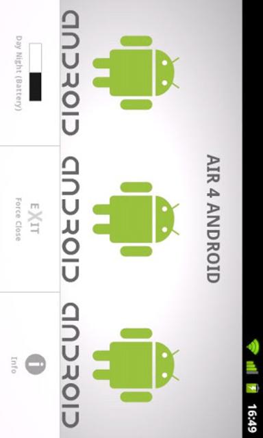 Air 4 Android screenshot 4