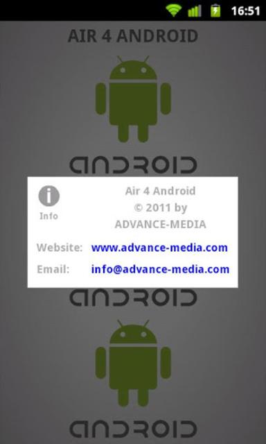 Air 4 Android screenshot 5