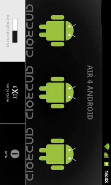Air 4 Android screenshot 1