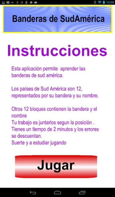 About Banderas America Del Sur Google Play Version Banderas