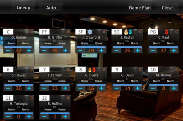Basketball Dynasty Manager 16 screenshot 14