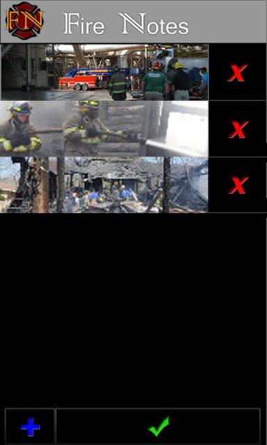 Fire Notes screenshot 2