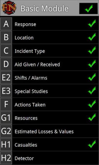 Fire Notes screenshot 3