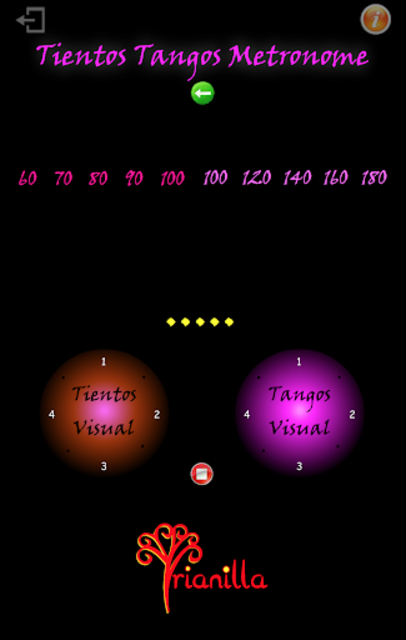 Flamenco Compas screenshot 3
