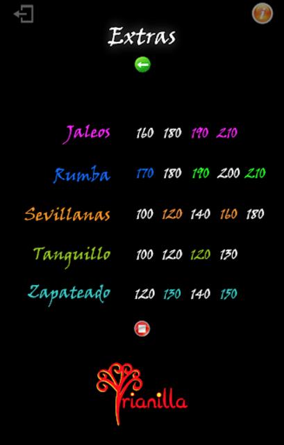 Flamenco Compas screenshot 6