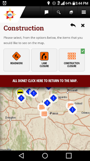 NMRoads screenshot 4
