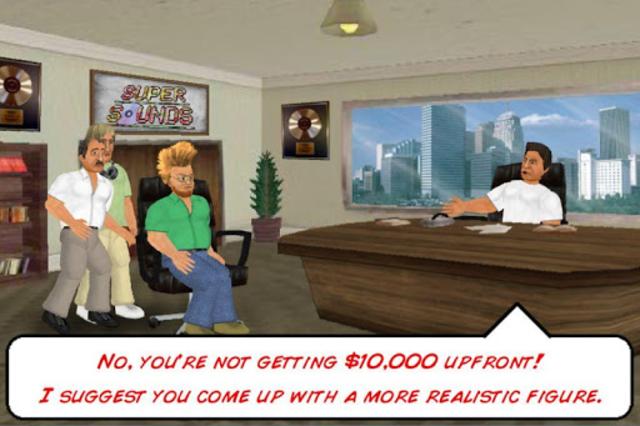 Popscene (Music Industry Sim) screenshot 8