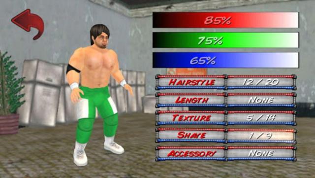 Wrestling Revolution 3D screenshot 4