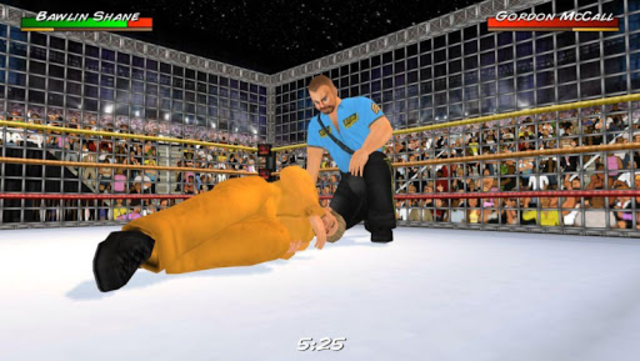 Wrestling Revolution 3D screenshot 7