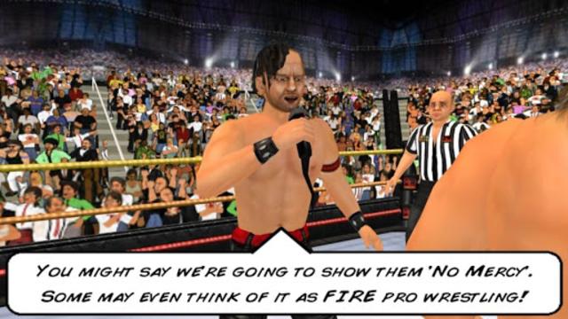 Wrestling Revolution 3D screenshot 14