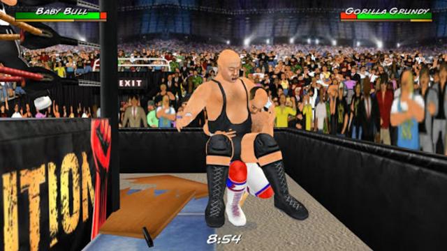 Wrestling Revolution 3D screenshot 15