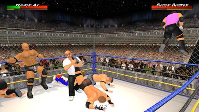 Wrestling Revolution 3D screenshot 16
