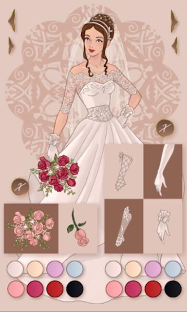 Wedding Dress Design screenshot 1