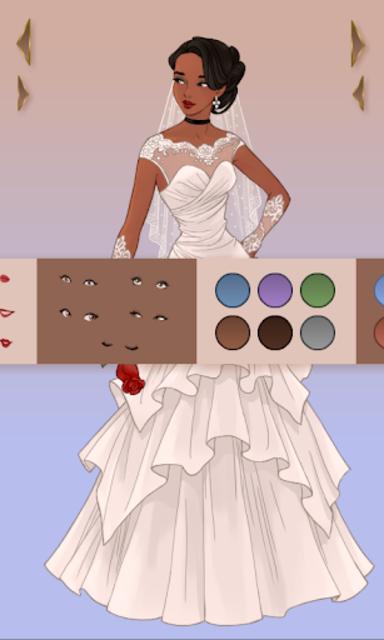 Wedding Dress Design screenshot 2