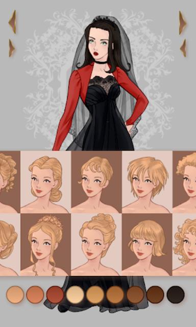 Wedding Dress Design screenshot 4