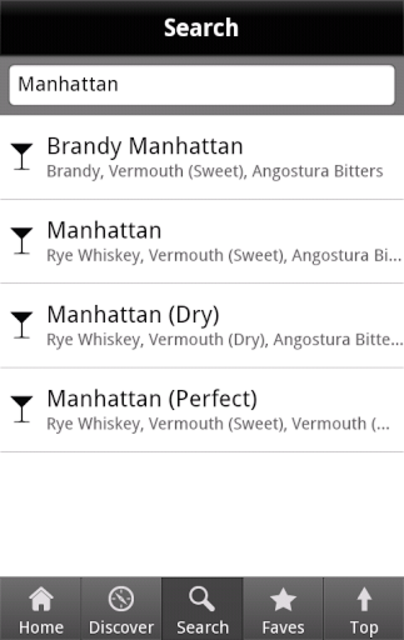 iBartender - Drink Recipes screenshot 4