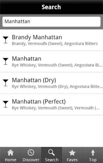 iBartender - Drink Recipes screenshot 4
