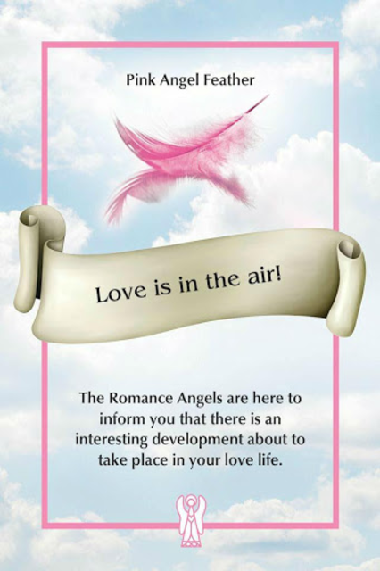 Angel Feather Oracle Cards screenshot 2