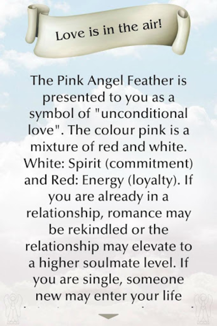 Angel Feather Oracle Cards screenshot 3