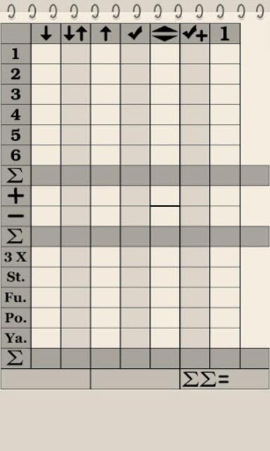 Za jamb pdf listici Listic Za