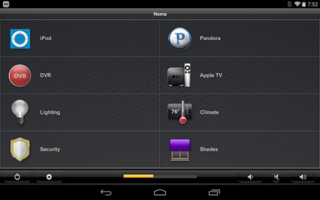 Crestron App screenshot 7