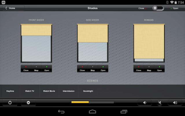 Crestron App screenshot 10