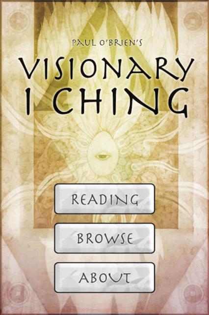 Visionary I Ching Oracle screenshot 1