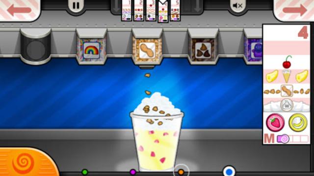Papa's Freezeria To Go! screenshot 4