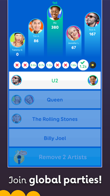 SongPop 2 - Guess The Song screenshot 4