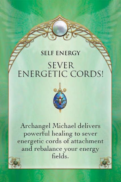 Archangel Michael Oracle Deck screenshot 2