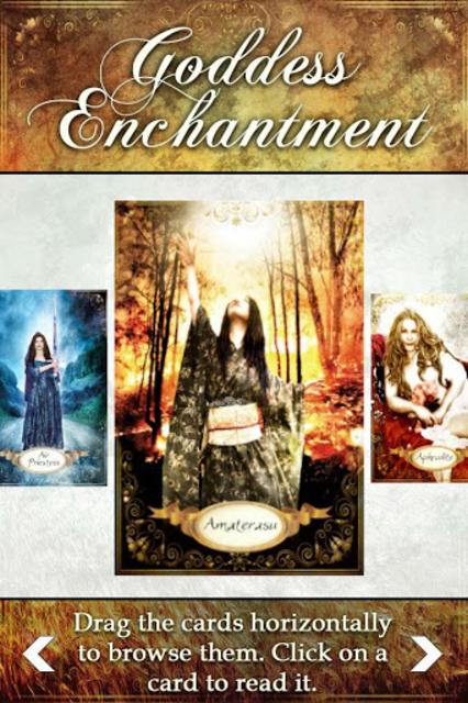 Goddess Enchantment Oracle screenshot 4