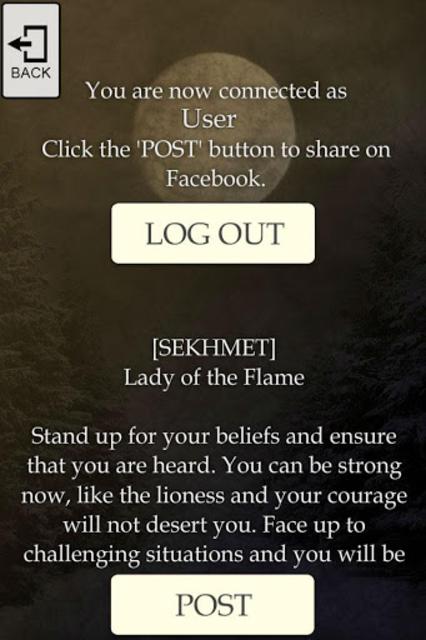 Goddess Enchantment Oracle screenshot 6