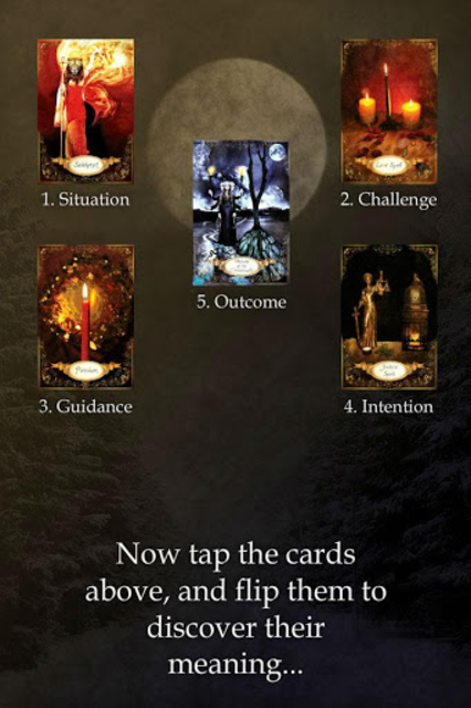 Goddess Enchantment Oracle screenshot 17