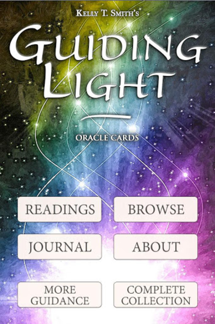 Guiding Light Oracle Cards screenshot 1